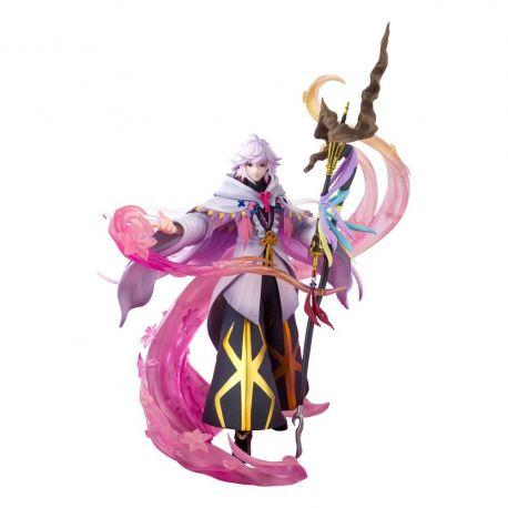 Fate/Grand Order Absolute Demonic Front : Babylonia statuette FiguartsZERO Merlin Bandai Tamashii Nations
