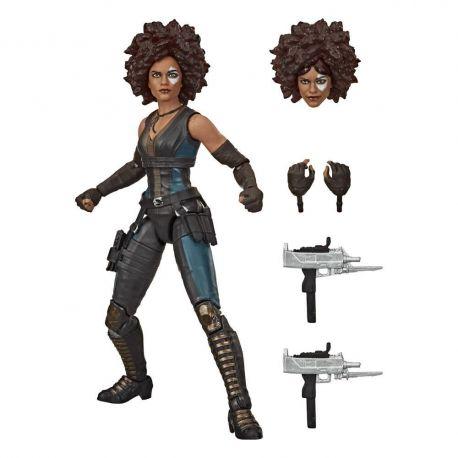 Deadpool Marvel Legends Series figurine 2020 Marvel's Domino Hasbro