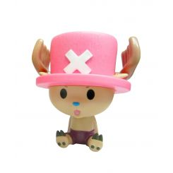 One Piece tirelire Chibi Chopper Plastoy