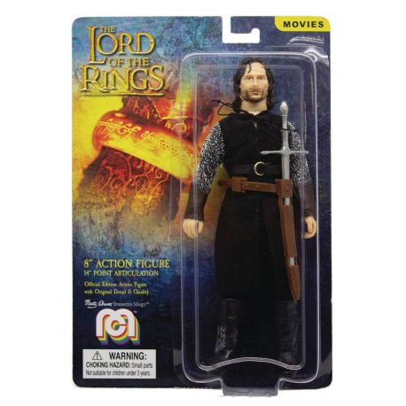 Le Seigneur des Anneaux figurine Aragorn Mego
