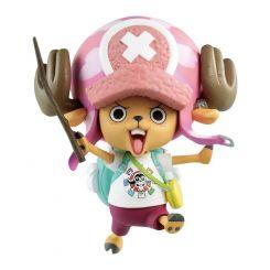 One Piece : Stampede statuette Ichibansho Chopper Bandai
