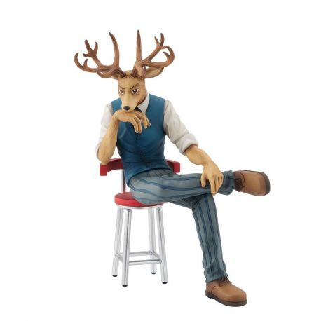 Beastars statuette Louis Megahouse