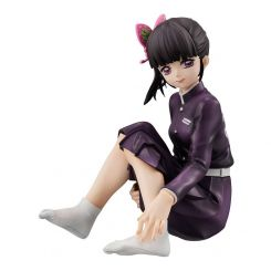Demon Slayer Kimetsu no Yaiba statuette G.E.M. Kanao Tsuyuri Palm Size Edition Megahouse