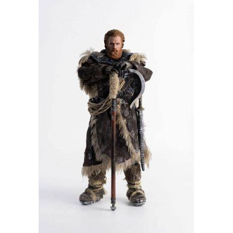 Game of Thrones figurine 1/6 Tormund Giantsbane ThreeZero
