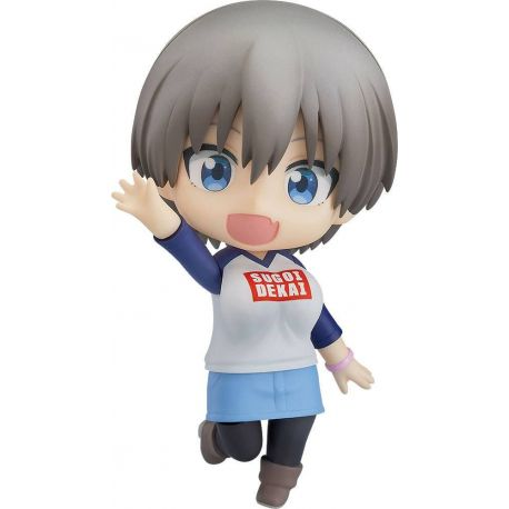 Uzaki-chan Wants to Hang Out figurine Nendoroid Hana Uzaki Good Smile Company