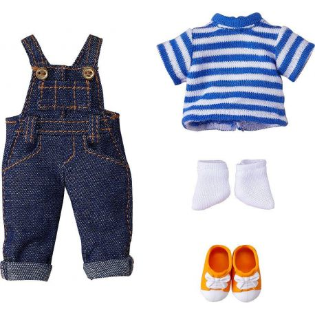 Original Character accessoires pour figurines Nendoroid Doll Outfit Set (Overalls) Good Smile Company
