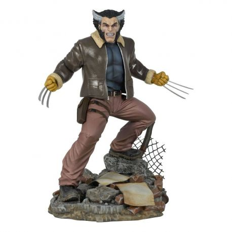 Marvel Comic Gallery statuette Days of Future Past Wolverine Diamond Select