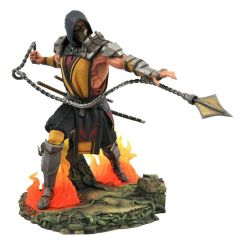 Mortal Kombat 11 Gallery statuette Scorpion Diamond Select