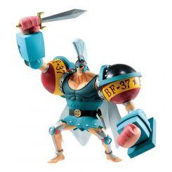 One Piece : Stampede statuette Ichibansho Franky Bandai