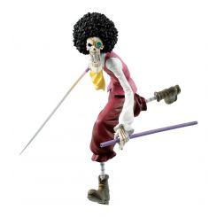One Piece : Stampede statuette Ichibansho Brook Bandai