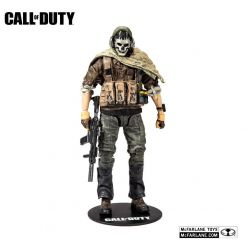 Call of Duty Modern Warfare figurine Special Ghost McFarlane Toys