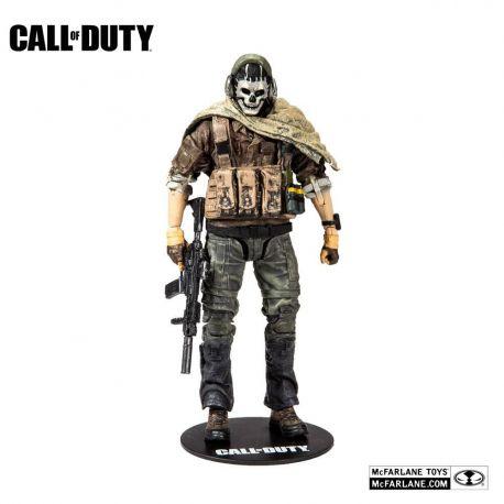 Call of Duty Modern Warfare figurine Special Ghost McFarlane Toys