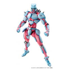 JoJo's Bizarre Adventure figurine Super Action Chozokado (Crazy Diamond) Medicos Entertainment