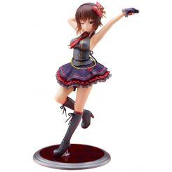 Girls und Panzer Senshado Daisakusen statuette DreamTech 1/7 Maho Nishizumi (Idol Style) Wave Corporation