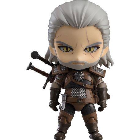The Witcher 3 Wild Hunt figurine Nendoroid Geralt Exclusive Good Smile Company