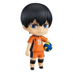 Haikyu!! figurine Nendoroid Tobio Kageyama The New Karasuno Ver. Orange Rouge
