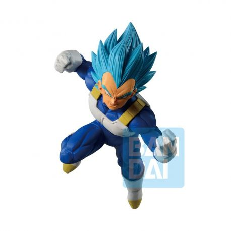 Dragon Ball Z - Dokkan Battle statuette Ichibansho SSGSS Vegeta Bandai
