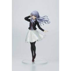 BanG Dream! Girls Band Party statuette PATOO Minato Yukina Winter Wear Ver. Bushiroad