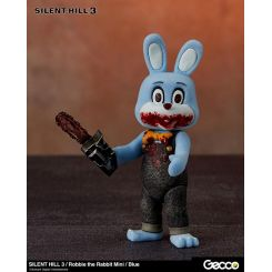 Silent Hill 3 figurine mini Robbie the Rabbit Blue Version Gecco