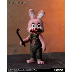 Silent Hill 3 figurine mini Robbie the Rabbit Pink Version Gecco