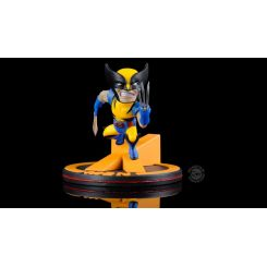 Marvel diorama Q-Fig Wolverine (X-Men) Quantum Mechanix