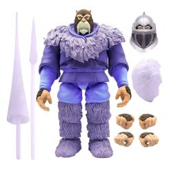 Thundercats Wave 4 figurine Ultimates Snowman of Hook Mountain Super7