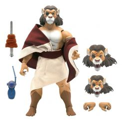 Thundercats Wave 4 figurine Ultimates Pumm-Ra Super7