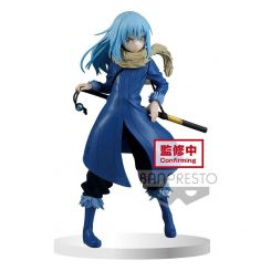 That Time I Got Reincarnated as a Slime statuette Otherworlder Rimuru Tempest Banpresto