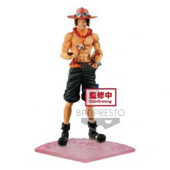 One Piece statuette magazine Monkey D. Luffy Special Episode Luff Vol. 2 Banpresto