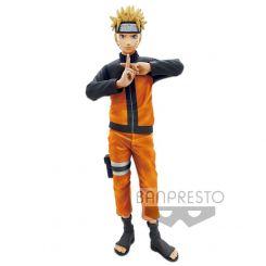 Naruto Shippuden figurine Grandista nero Uzumaki Naruto Banpresto
