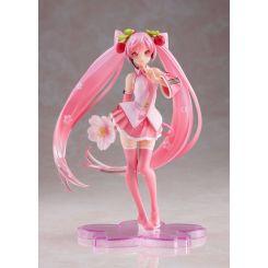 Vocaloid statuette Hatsune Miku Sakura Miku 2021 Ver. Taito Prize