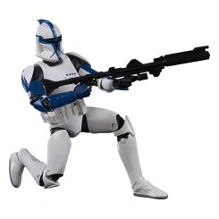 Star Wars Episode II Black Series figurine 2020 Phase I Clone Trooper Lieutenant Hasbro