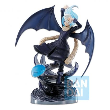 That Time I Got Reincarnated as a Slime statuette Ichibansho Wrath of God Rimuru (Harvest Festival) Bandai