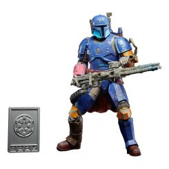 Star Wars The Mandalorian Credit Collection figurine 2020 Heavy Infantry Mandalorian Hasbro