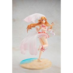 Sword Art Online statuette 1/7 Asuna Summer Wedding Ver. Kadokawa