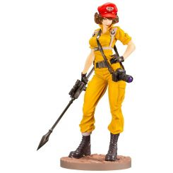 G.I. Joe Bishoujo statuette 1/7 Lady Jaye Canary Ann Color Version Kotobukiya