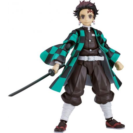 Demon Slayer: Kimetsu no Yaiba figurine Figma Tanjiro Kamado Max Factory