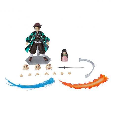 Demon Slayer: Kimetsu no Yaiba figurine Figma Tanjiro Kamado DX Edition Max Factory