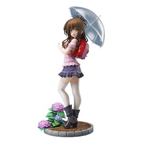 To Love-Ru Darkness statuette 1/7 Mikan Yuki Umbrella Furyu