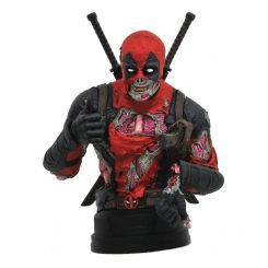 Marvel buste 1/6 Deadpool Zombie SDCC 2020 Gentle Giant