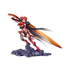Honkai Impact 3rd statuette 1/7 Murata Himeko Vermilion Knight Eclipse Ver. APEX