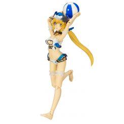 Frame Arms Girl statuette Hresvelgr Ater Summer Vacation Ver. Kotobukiya