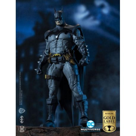 DC Multiverse figurine Batman Designed by Todd McFarlane Gold Label Collection McFarlane Toys