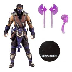 Mortal Kombat figurine Sub Zero (Winter Purple Variant) McFarlane Toys
