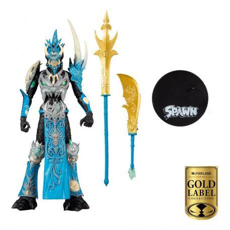 Spawn figurine Madarin Spawn Gold Label Series McFarlane Toys