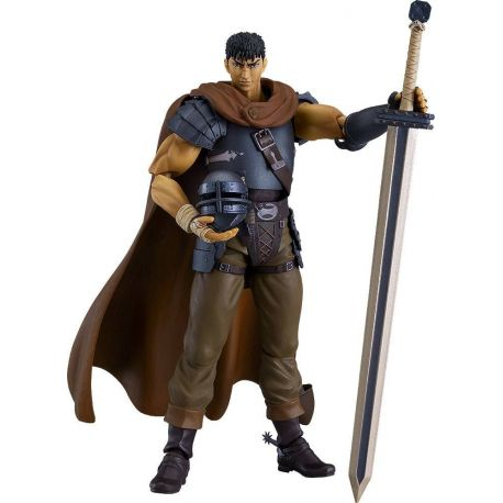 Berserk Movie figurine Figma Guts Band of the Hawk Ver. Repaint Edition Good Smile Company
