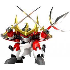 Mashin Hero Wataru figurine 1/20 PLAMAX MS-10 Senoumaru Max Factory