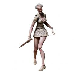 Silent Hill 2 figurine Figma Bubble Head Nurse Freeing