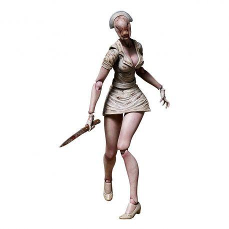 Silent Hill 2 figurine Figma Bubble Head Nurse Freeing