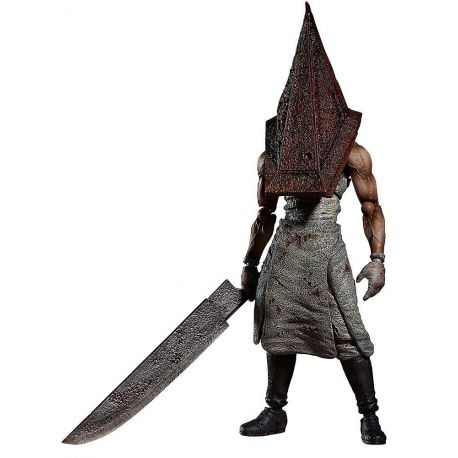 Silent Hill 2 figurine Figma Red Pyramid Thing Freeing